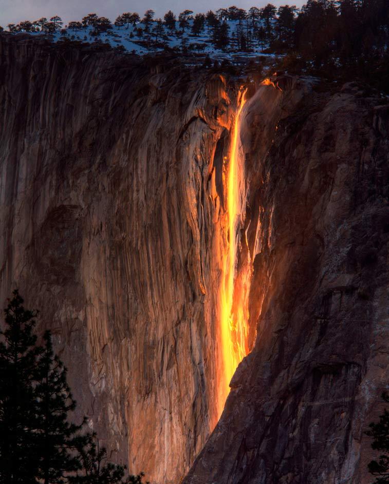 10 впечатляющих водопадов мира