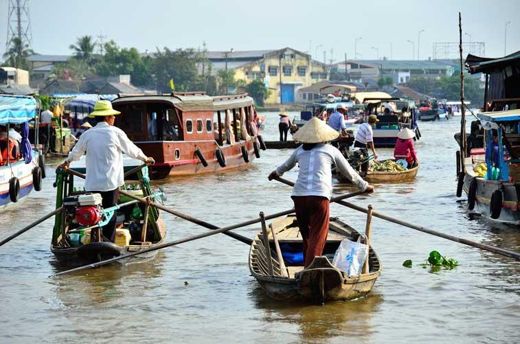 Хошимин и юг Вьетнама - самостоятельное путешествие