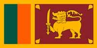 Шри Ланка флаг