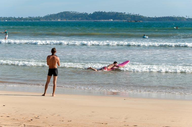 Пляжи Шри Ланки - самостоятельное путешествие