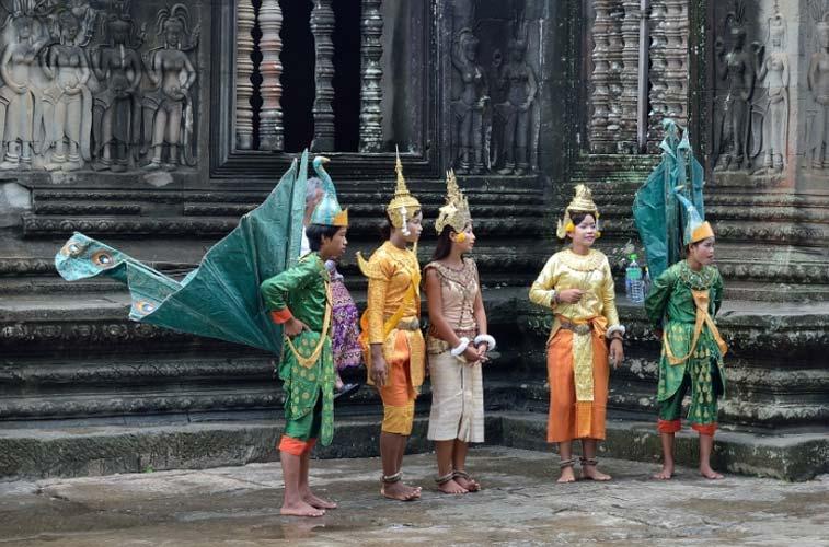Северо-запад Камбоджи