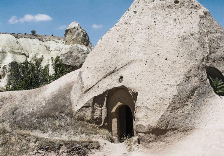 Долины Каппадокии - самостоятельно