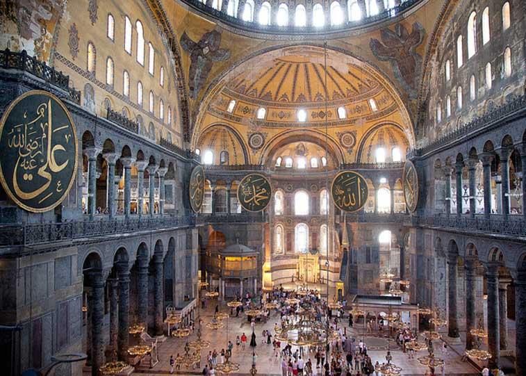 Достопримечательности Стамбула - самостоятельно