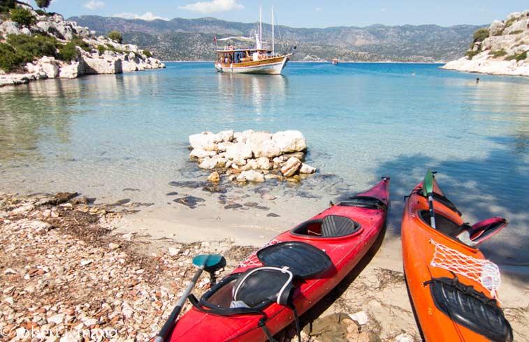 Каш, Бирюзовое побережье Турции