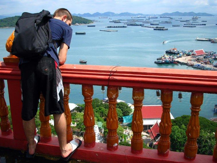Вид на Ко Си Чанг. Таиланд. Photo credit: Caitrin Griffin, Flickr