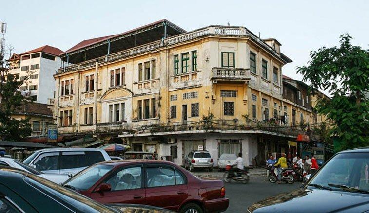 Пномпень - самостоятельно