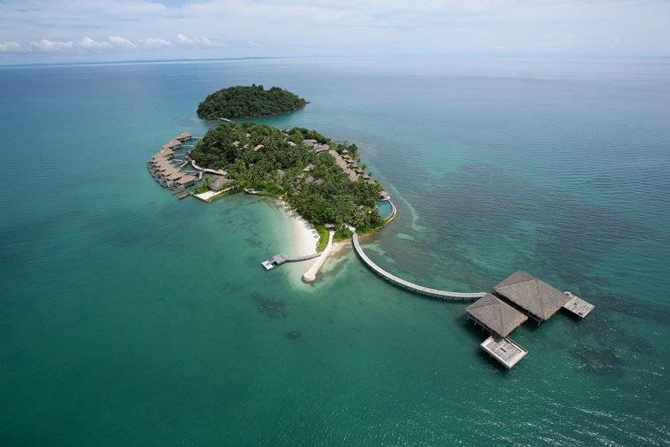 Пляжи и острова Камбоджи