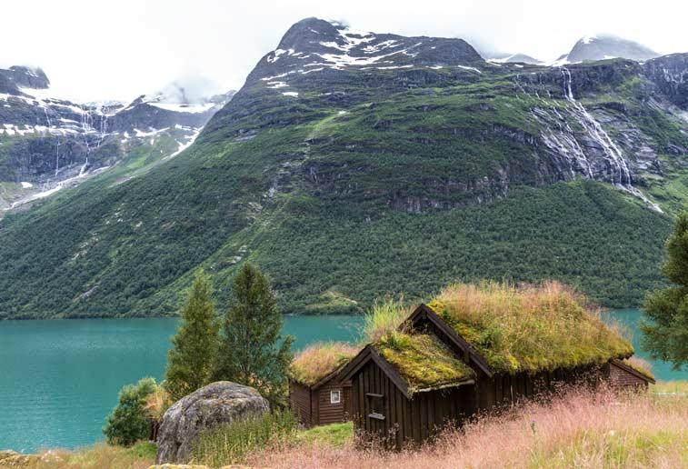 Нурфьорд, Фьорды Норвегии