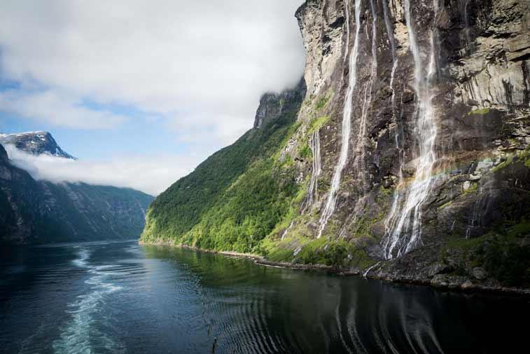 Северо-западные фьорды Норвегии - самостоятельное путешествие