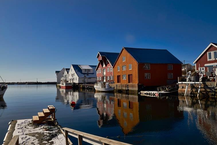 Северо-западные фьорды Норвегии самостоятельно