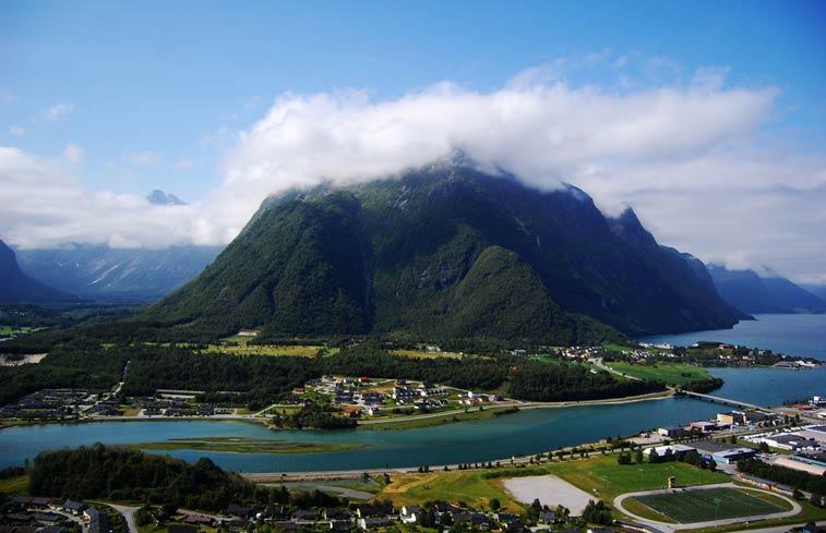 Северо-западные фьорды Норвегии - самостоятельно