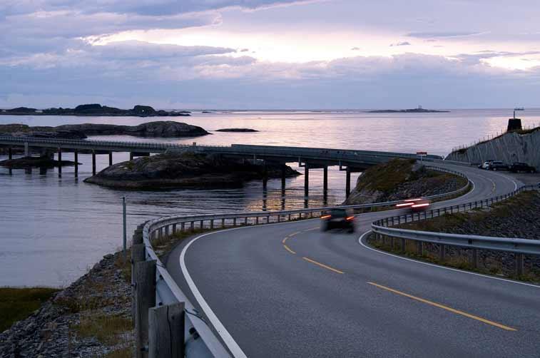 Северо-западные фьорды Норвегии