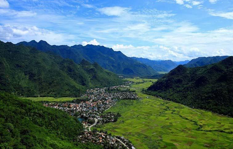 Маи Чау, Север Вьетнама