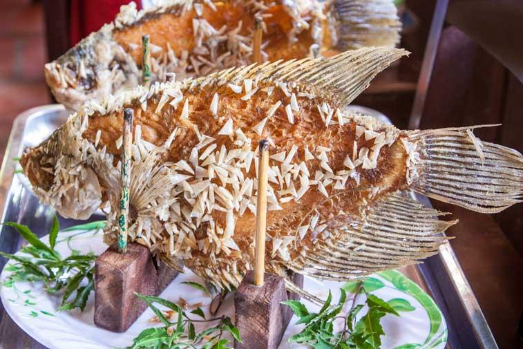 Виньлонг, еда во Вьетнаме