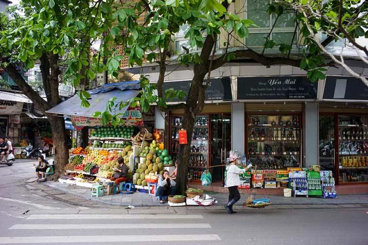Ханой, Север Вьетнама