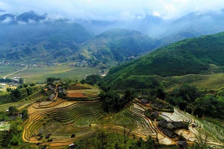 Сапа, Север Вьетнама