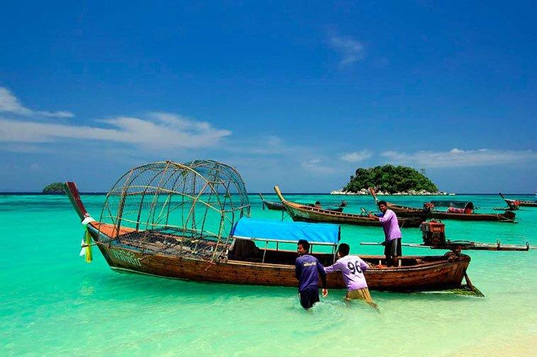 Популярные острова Таиланда