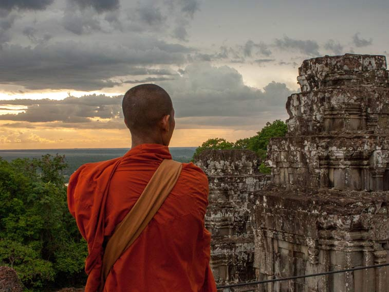 Храм Пном Бакхенг, Ангкор (Камбоджа). Photo credit: Chris Neuman, Flickr