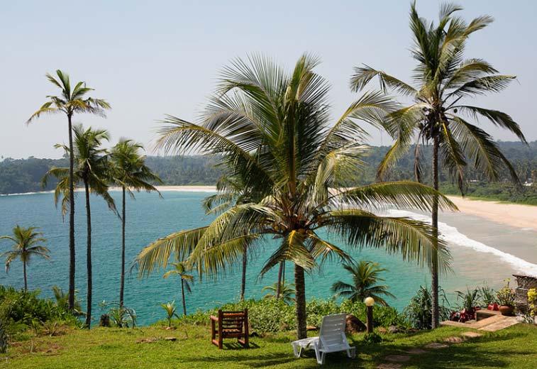 Юг Шри Ланки