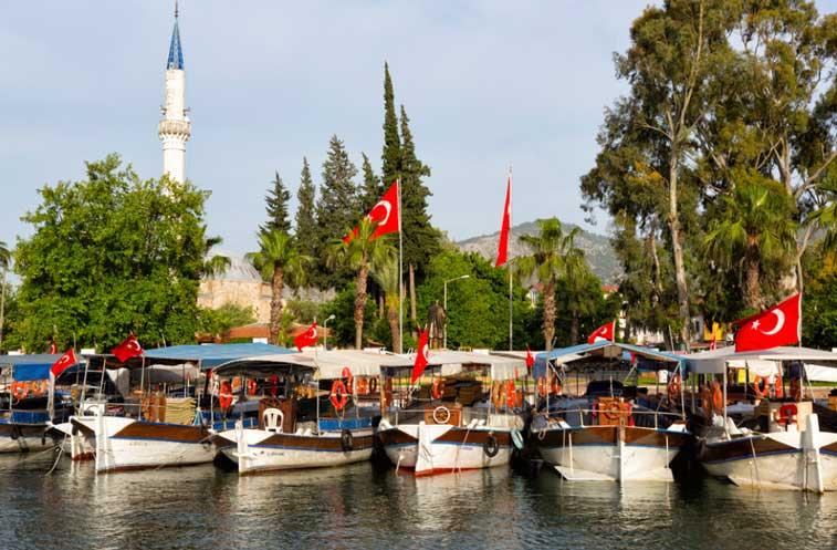 Турецкая ривьера