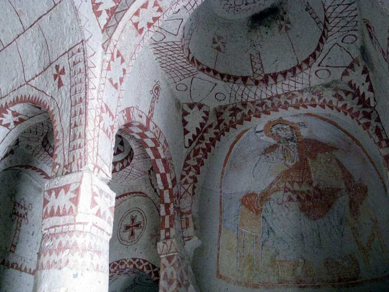 Музей под открытым небом Гёреме