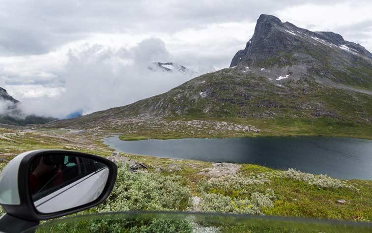 В Норегию на автомобиле