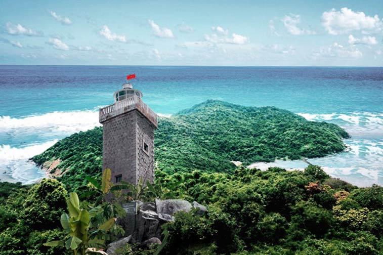 10 малоизвестных островов Вьетнама