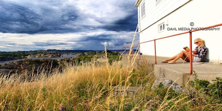 Проживание на маяке в Норвегии - блоги о путешествиях