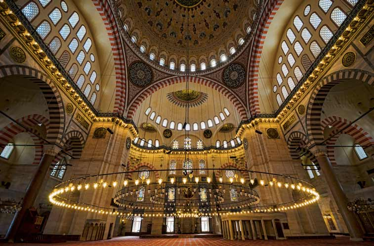 30 фотографий Стамбула