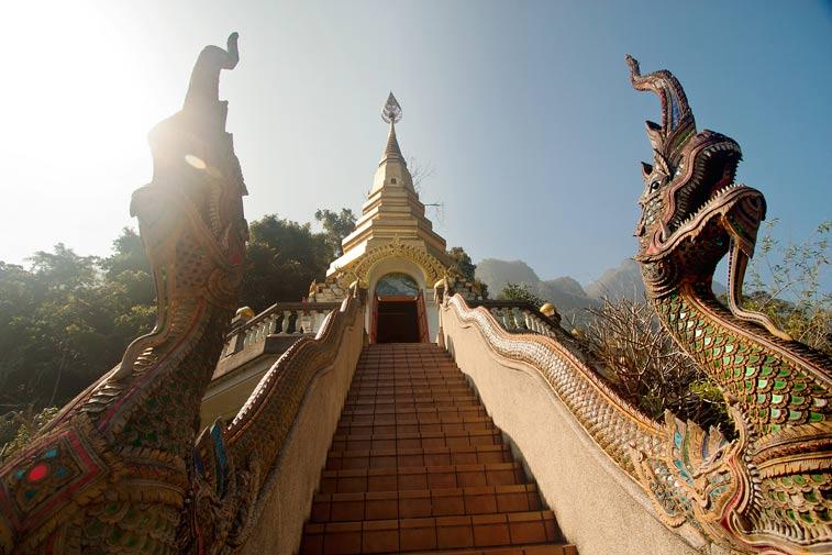Чианг Дао - самостоятельное путешествие