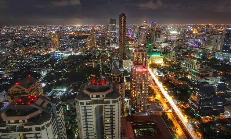 Лунный бар, Бангкок - блоги на LoveYouPlanet
