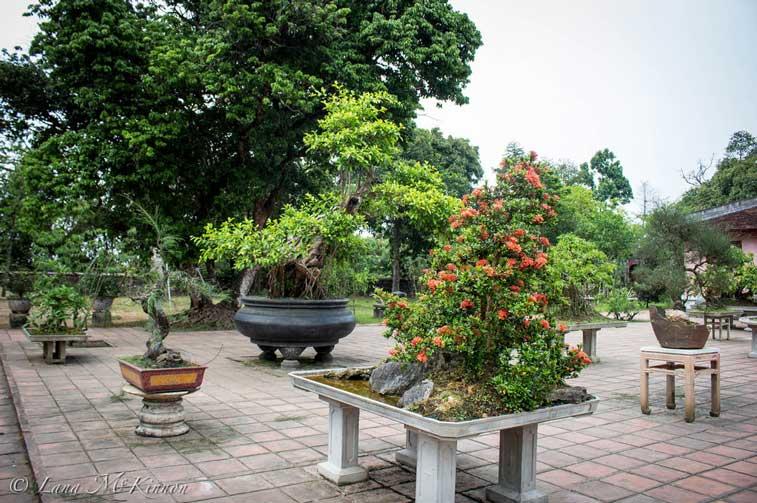 Пагода Тьен Му в Хюэ - Блоги о Вьетнаме