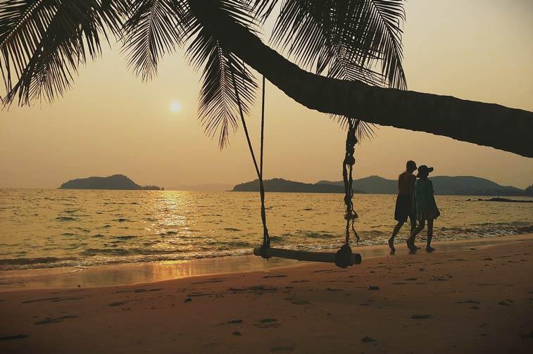 Два тайских острова в одном путешествии