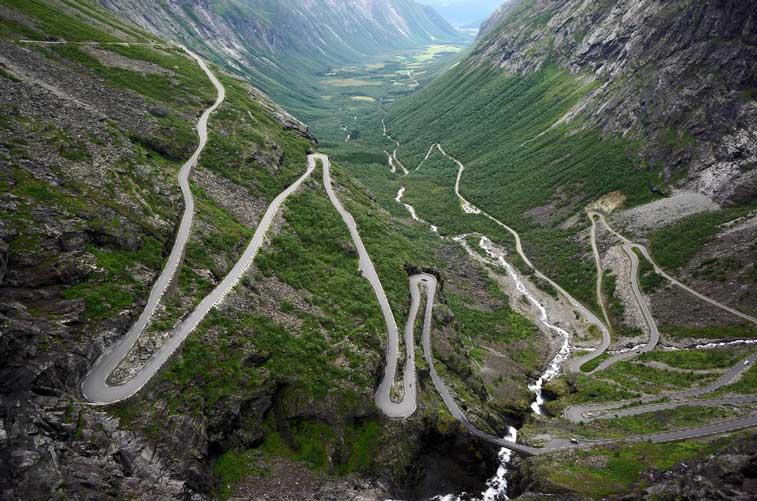 5 причин посетить Норвегию