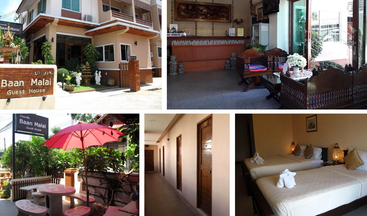 Чианг Рай - гостиницы