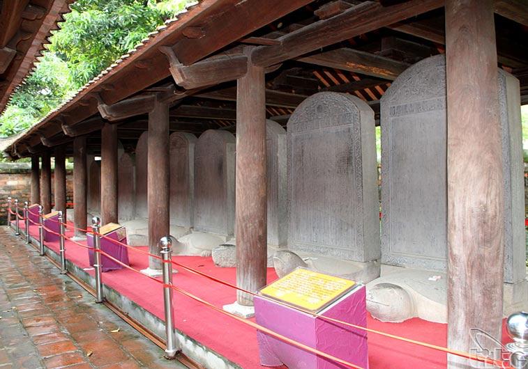 Храм Конфуция в Ханое - Блоги о Вьетнаме