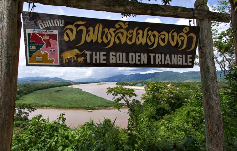 Золотой треугольник Таиланда - Блоги о Таиланде