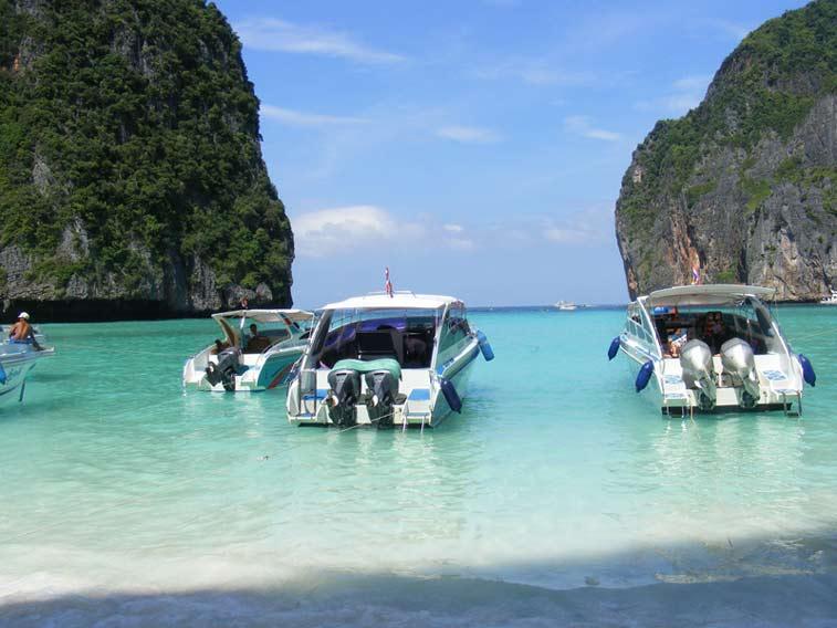 Любимые острова бекпекеров в Таиланде