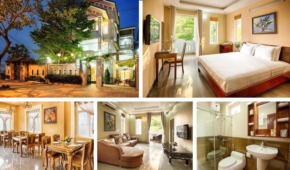 Дананг - гостиницы