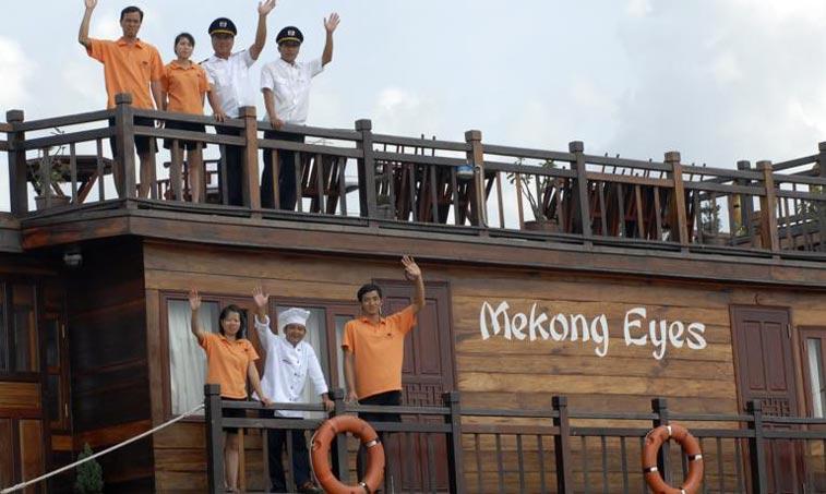 В Дельту Меконга с комфортом