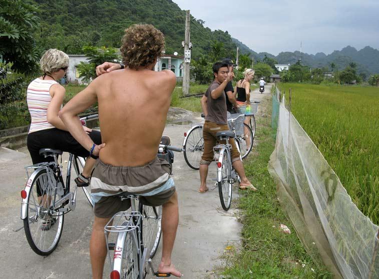 Места Вьетнама, где велосипед станет вашим лучшим другом