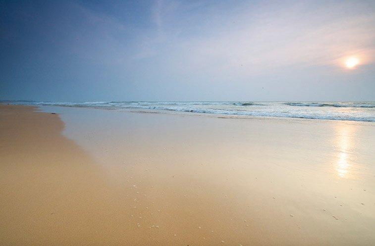 Бентота - западное побережье Шри Ланки