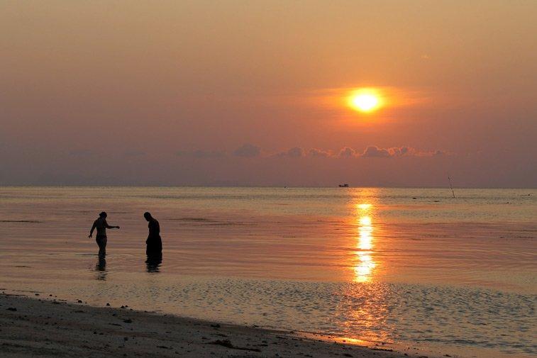 Где на Ко Пангане встретить закат - блоги о путешествиях
