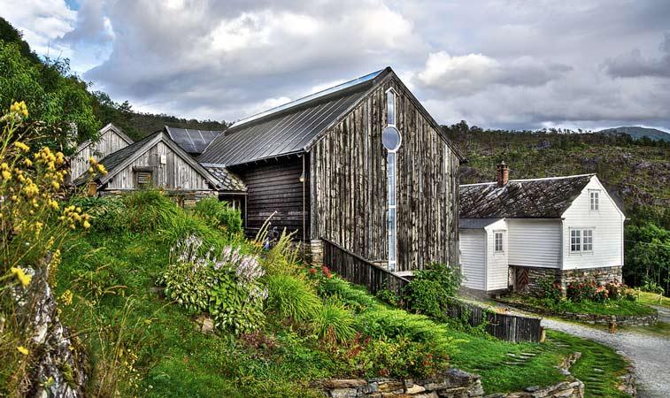 Хардангер-фьорд - самостоятельное путешествие