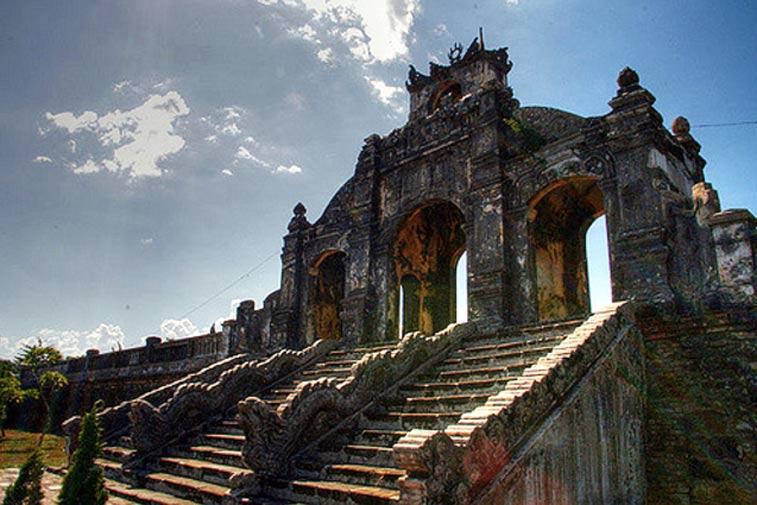 Храм Литературы в Хюэ