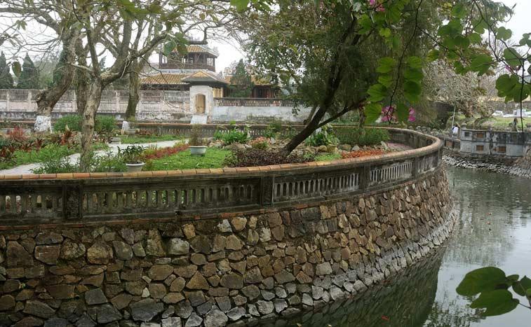Императорский город в Хюэ - блоги