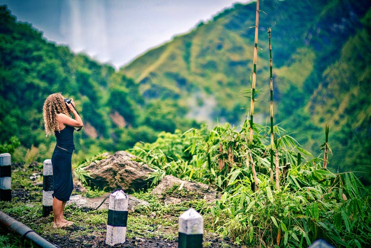 Вулкан Келимуту - блоги о путешествиях