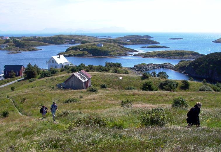 Побережье фьордов - самостоятельное путешествие