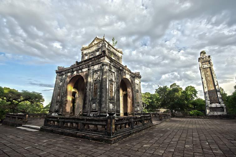 Императорские гробницы в Хюэ - блоги о путешествиях