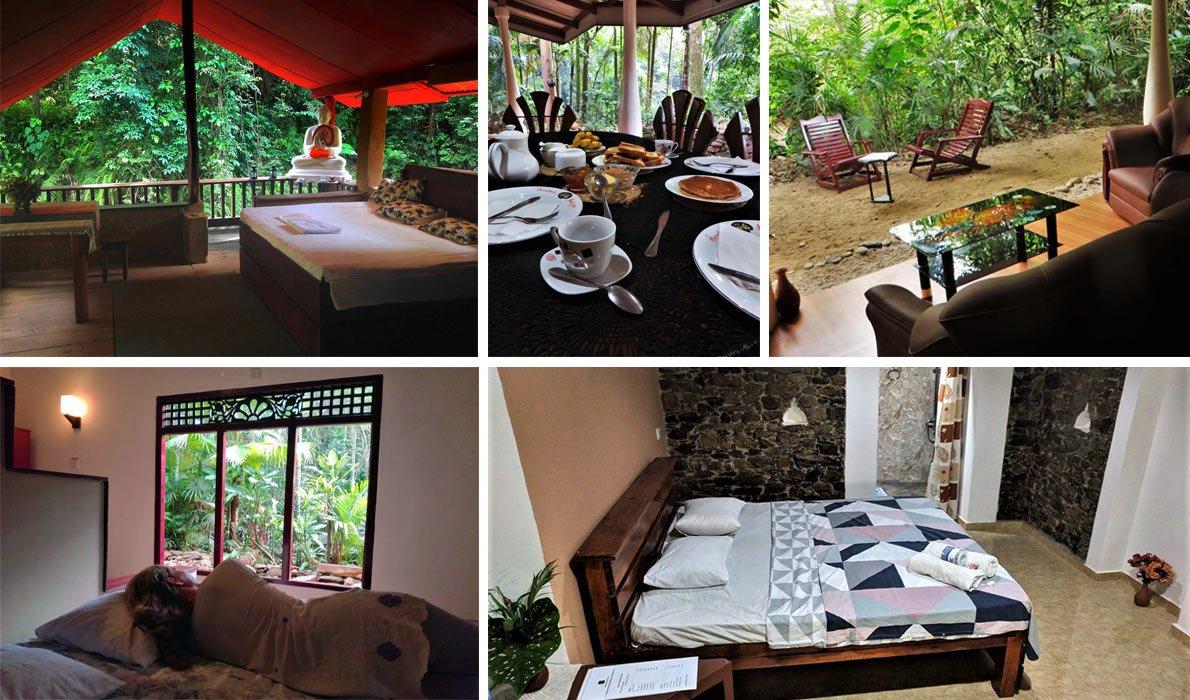 Китулгала - гостиницы